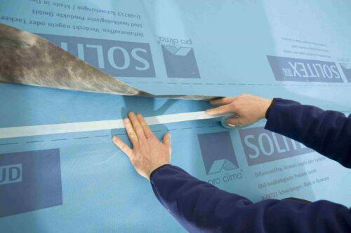 Katuse aluskatted SOLITEX-ülekatted DUPLEX