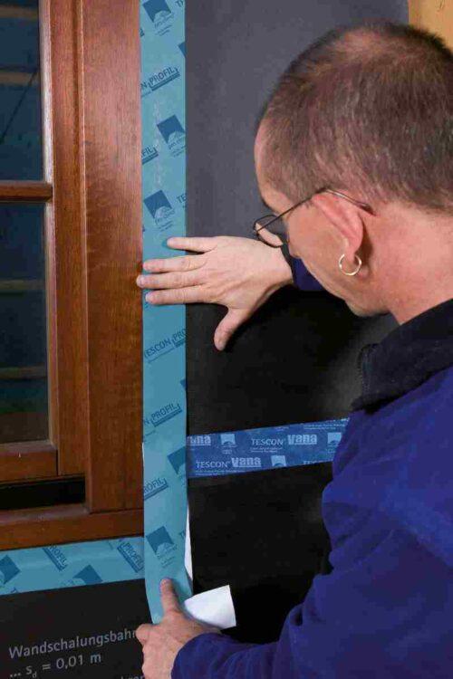 TESCON-PROFIL akna sõlm
