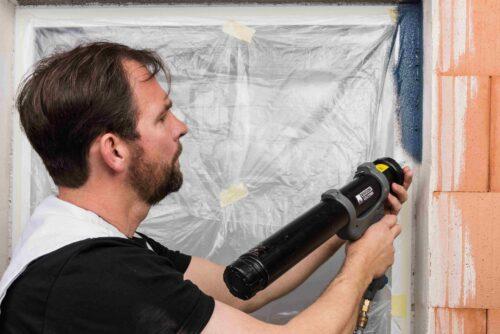 AEROFIXX - akna pihustamine tihendamine